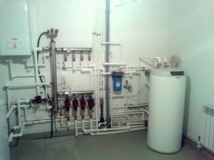 Монтаж систем отопления дома в Тюмени