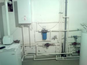 Современный монтаж системы отопления дома