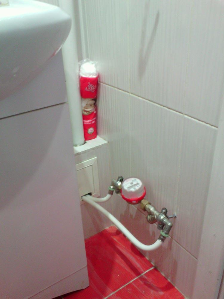 Польза установленного счетчика воды для Тюмени